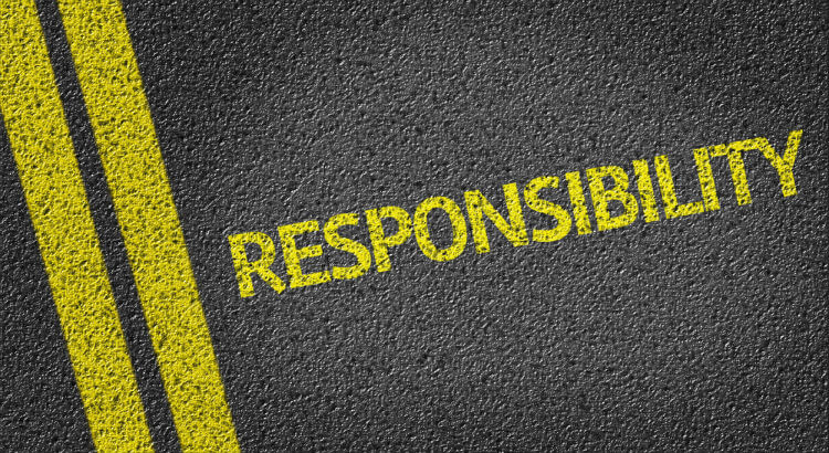 essay on the importance of accepting responsibility