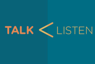 listen instead of talking
