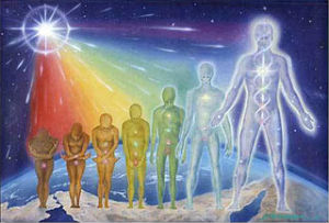 Evolution of consciousness.